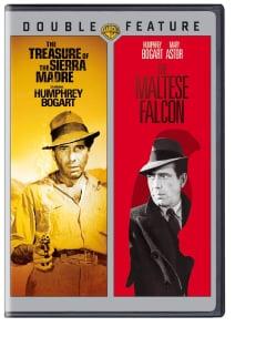 The Treasure Sierra Madre/Maltese Falcon (DVD)