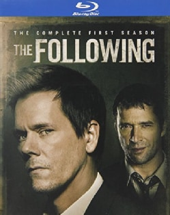 The Following: The Complete First Season (Blu-ray Disc)