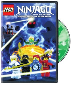 Lego Ninjago: Masters of Spinjitzu: Rebooted: Fall of The Golden Master Season Three Part Two (DVD)