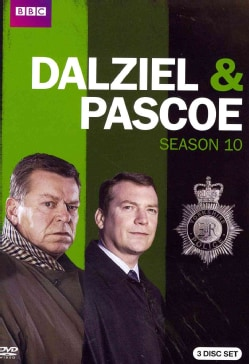 Dalziel & Pascoe: Season Ten (DVD)