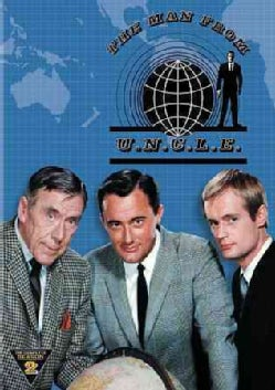 The Man From U.N.C.L.E.: The Complete Second Season (DVD)