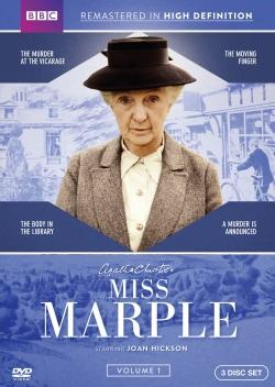 Agatha Christie's Miss Marple: Volume One (DVD)