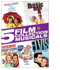 5 Film Collection: Musicals (DVD)