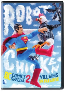 Robot Chicken DC Comics Special 2 : Villains in Paradise (DVD)