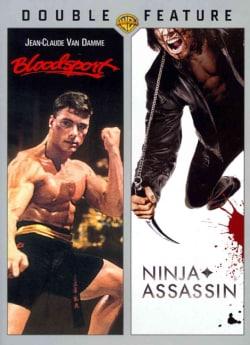 Bloodsport/Ninja Assassin (DVD)