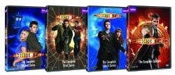 Doctor Who: David Tennant DVD Set (DVD)