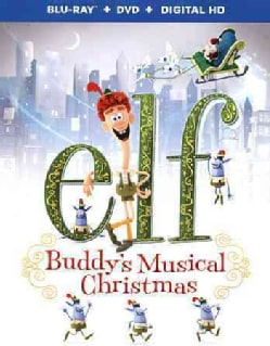 Elf: Buddy's Musical Christmas (Blu-ray/DVD)