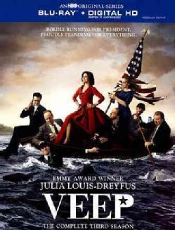 Veep: Complete Third Season (Blu-ray Disc)