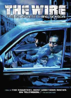 The Wire: The Complete Third Season (DVD)