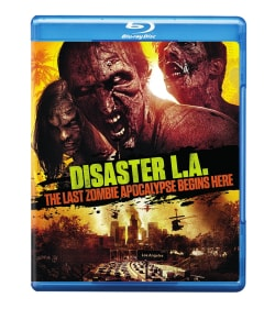Disaster L.A.: The Last Zombie Apocalypse Begins Here (Blu-ray Disc)