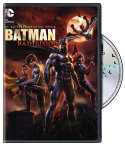 Batman: Bad Blood (DVD)