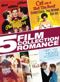 5 Film Collection: Romance (DVD)