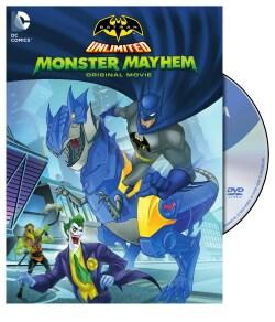 Batman Unlimited: Monster Mayhem (DVD)