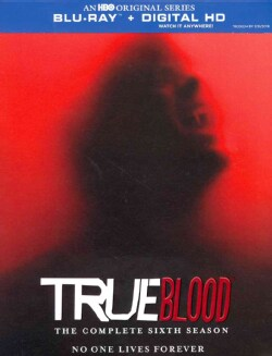 True Blood: The Complete Sixth Season (Blu-ray Disc)