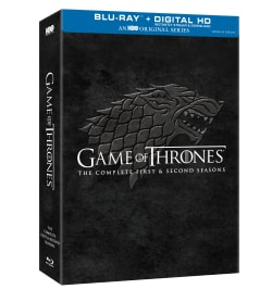 Game of Thrones: The Complete Seasons 1-2 (Blu-ray Disc)