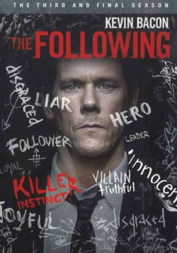 The Following: The Complete Third Season (DVD)