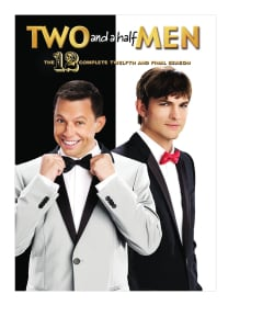 Two And A Half Men: The Complete Twelfth and Final Season (DVD)