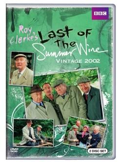 Last of The Summer Wine: Vintage 2002 (DVD)
