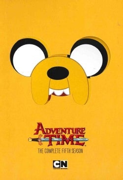 Adventure Time: The Complete Fifth Season (DVD)