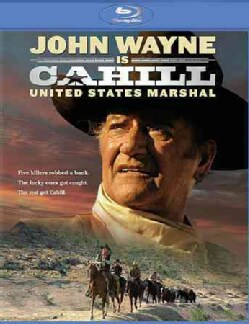 Cahill, U.S. Marshall (Blu-ray Disc)