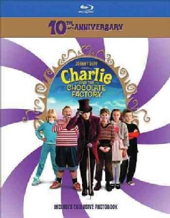 Charlie And The Chocolate Factory (10th Anniversary) (Blu-ray Disc)