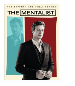 The Mentalist: The Complete Seventh Season (DVD)