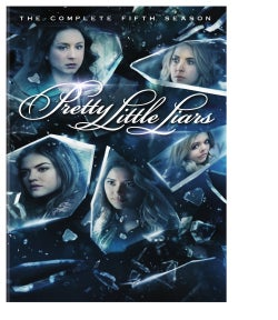 Pretty Little Liars: The Complete Fifth Season (DVD)