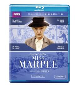 Agatha Christie's Miss Marple: Volume One (Blu-ray Disc)