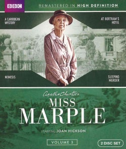 Agatha Christie's Miss Marple: Volume Three (Blu-ray Disc)