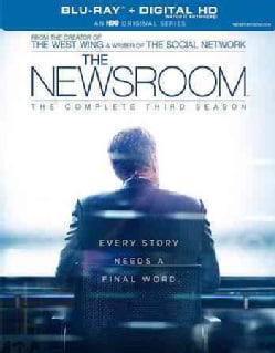 The Newsroom: The Complete Third Season (Blu-ray Disc)