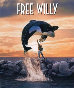 Free Willy (Blu-ray Disc)