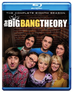 The Big Bang Theory: The Complete Eighth Season (Blu-ray Disc)
