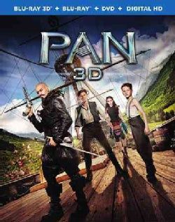 Pan 3D (Blu-ray/DVD)
