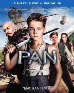Pan (Blu-ray/DVD)