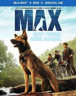 Max (Blu-ray/DVD)