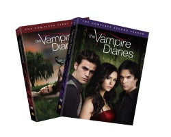 Vampire Diaries: Season One And Season Two (DVD)