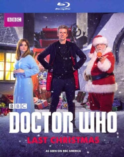 Doctor Who: Last Christmas (Blu-ray Disc)