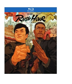 Rush Hour Trilogy (Blu-ray Disc)