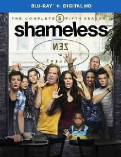 Shameless: The Complete Fifth Season (Blu-ray Disc)