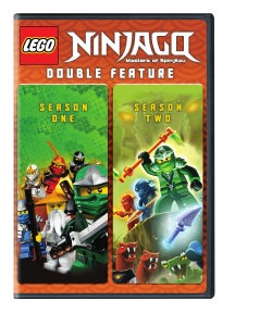 Lego Ninjago: Masters Of Spinjitzu Season One and Two