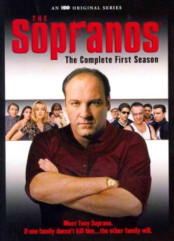 The Sopranos: The Complete First Season (DVD)