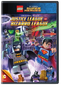 Lego DC Comics Super Heroes: Justice League vs. Bizarro League (DVD)