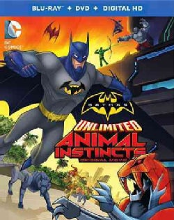 Batman Unlimited: Animal Instincts (Blu-ray Disc)