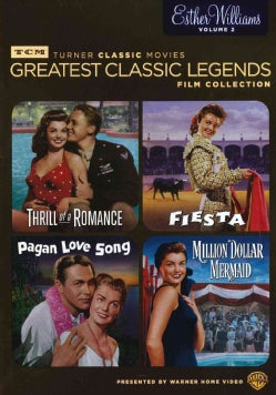 TCM Greatest Classic Films: Legends Esther Williams Vol. 2 (DVD)