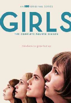 Girls: The Complete Fourth Season (DVD)