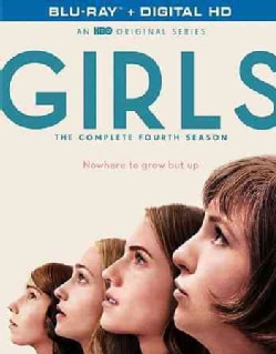 Girls: The Complete Fourth Season (Blu-ray Disc)