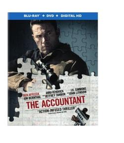 The Accountant (Blu-ray Disc)