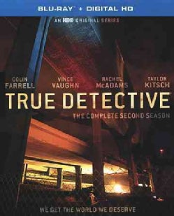 True Detective: The Complete Second Season (Blu-ray Disc)