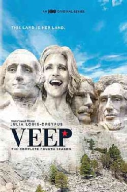 Veep: Complete Fourth Season (DVD)