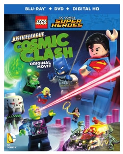 LEGO DC Comics Super Heroes: Justice League: Cosmic Clash (DVD)